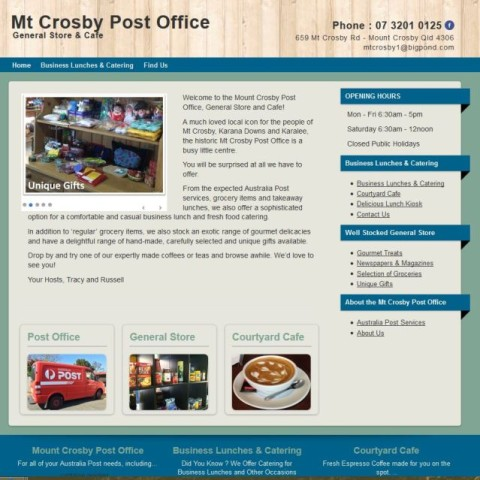 Mt Crosby Post Office (Before)