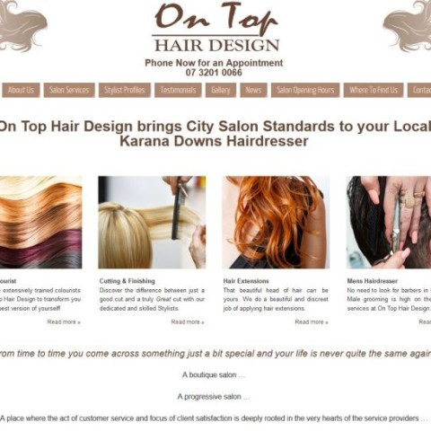 On Top Hair Design