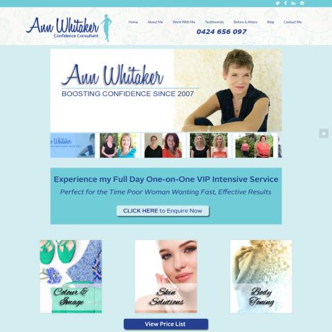 Ann Whitaker