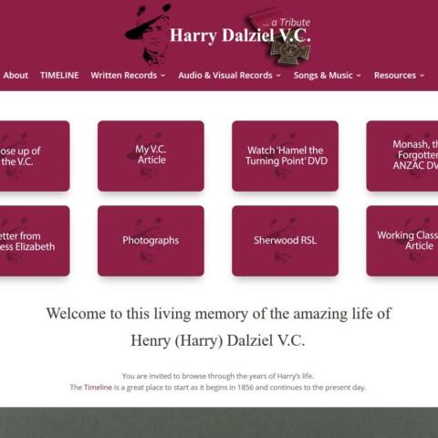 Harry Dalziel VC