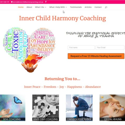 Inner Child Harmony Coaching