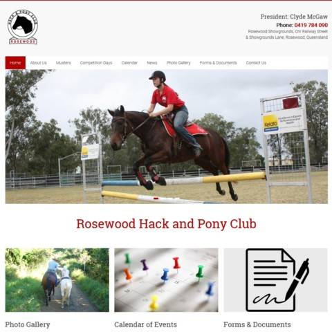Rosewood Hack & Pony Club
